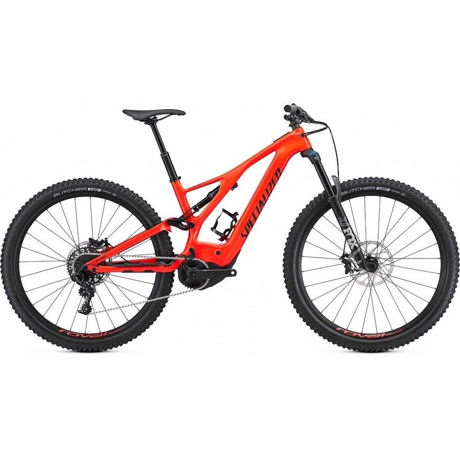 Bicicleta eléctrica Specialized turbo levo comp carbon