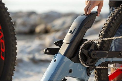 bicicleta eléctrica Specialized batería extraible turbo Levo