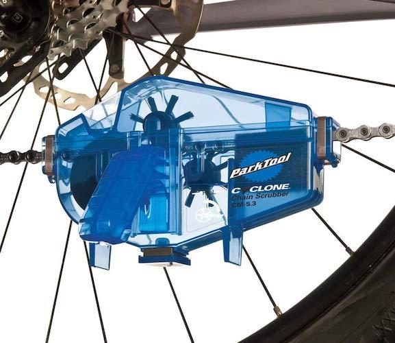 limpiacadenas bicicleta electrica