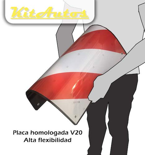 placa V20 obligatoria