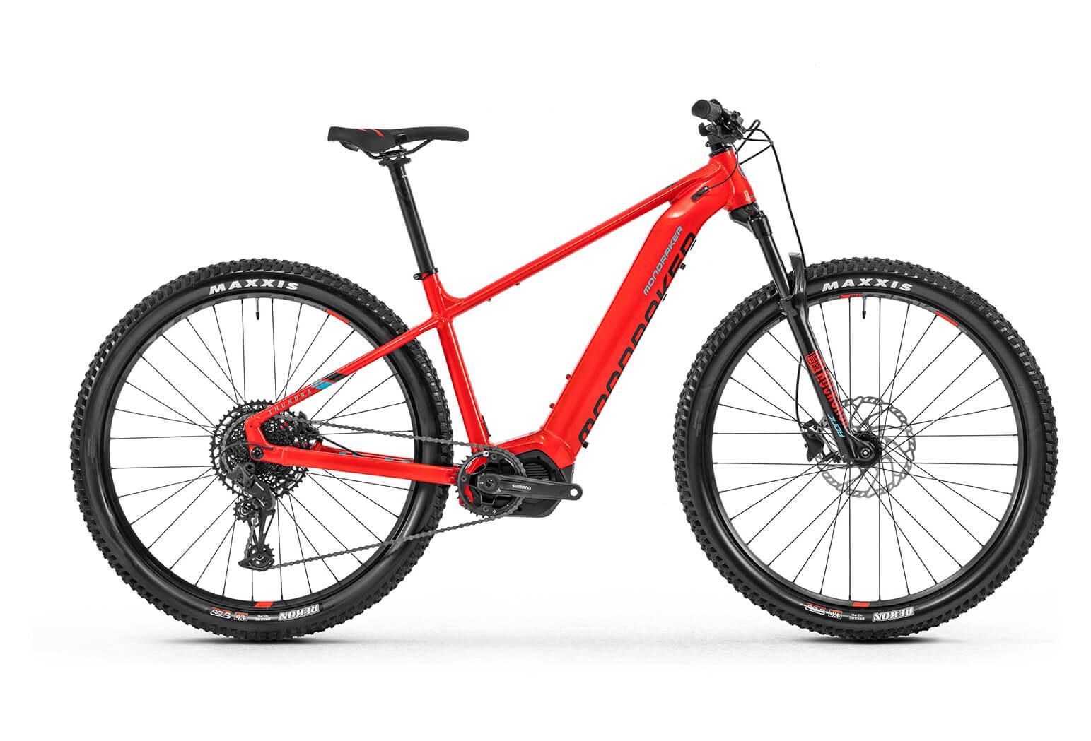 Bicicleta eléctrica de montaña mondraker