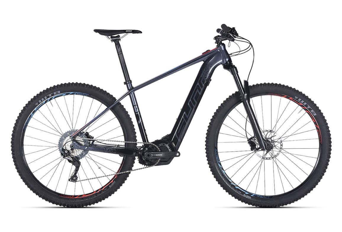 Bicicleta eléctrica de montaña sunn