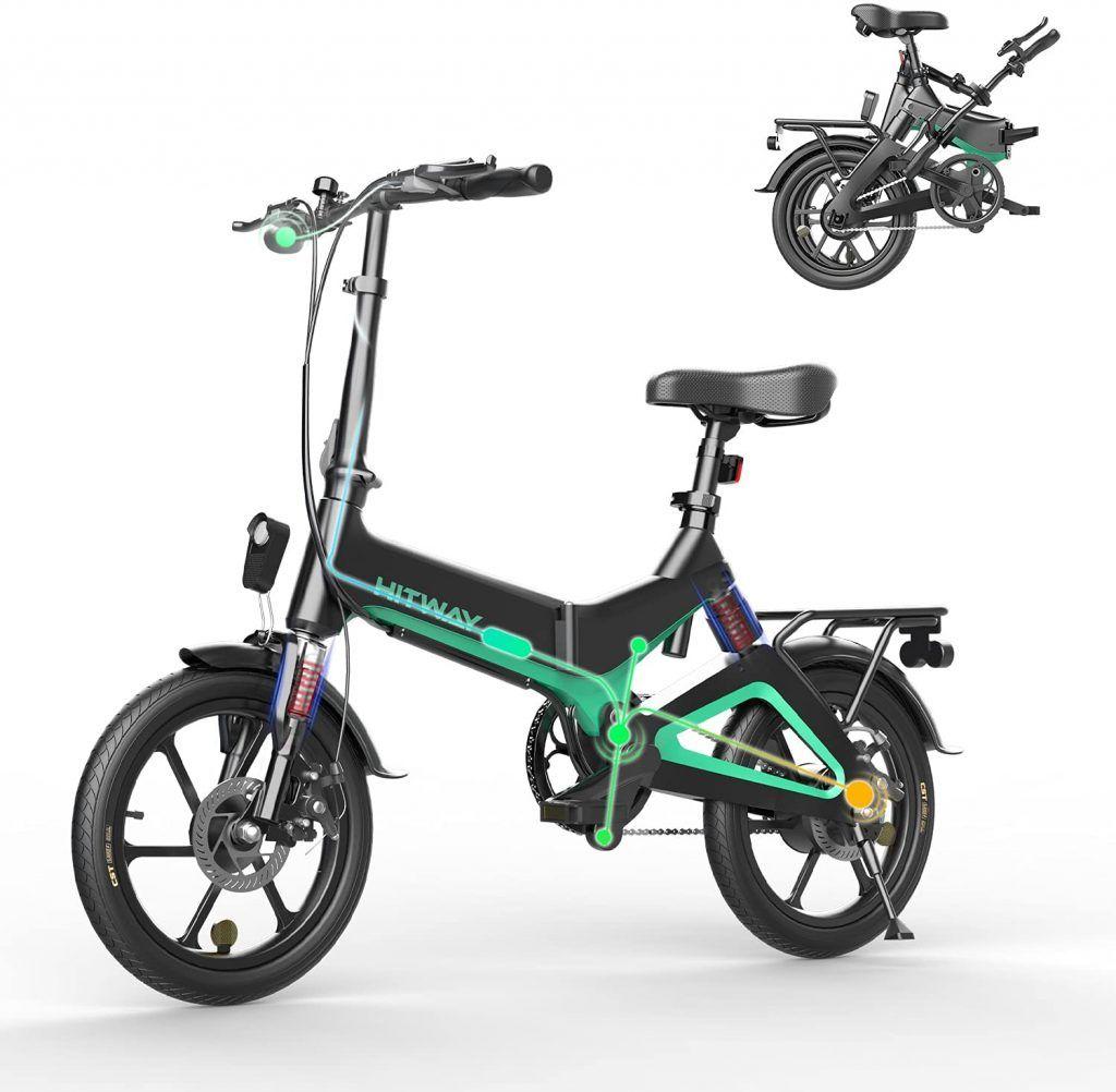 Bicicletas-eléctricas-plegables